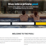 Fingerpools, una proposta di Pool Sharing
