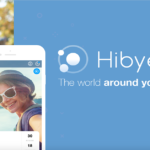 Hibye, il social network in carne e ossa